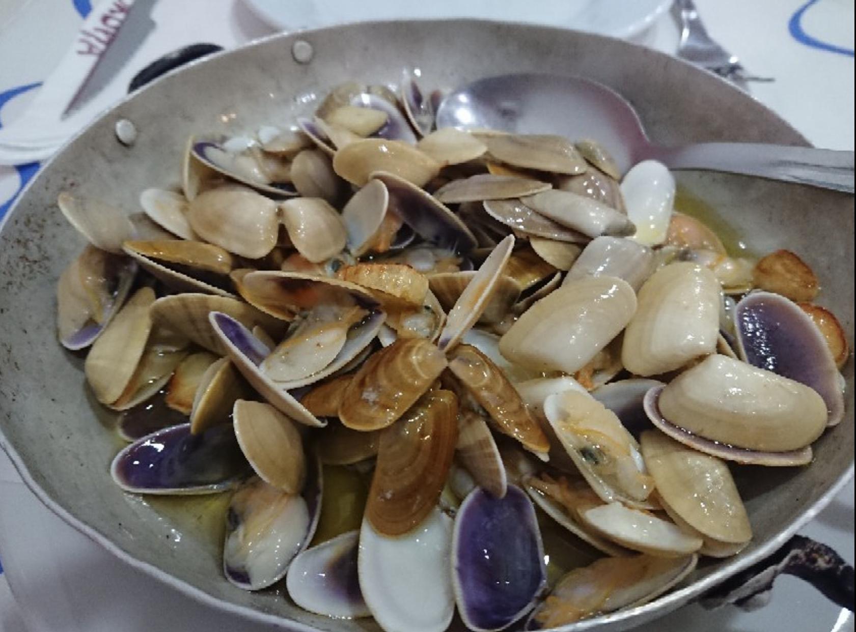Coquinas Casa Moha Punta Umbría comida marroquí y mediterránea